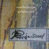شال نخی پاییزه کجراه روژه کد 1047-s1 نمای نزدیک