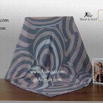 روسری نخی پاییزه روژه کد 1035-1