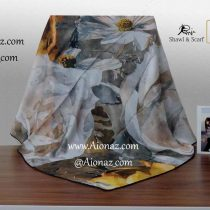 روسری نخی پاییزه روژه کد 750