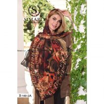 روسری نخی پاییزه سیمارو کد x-145-2a