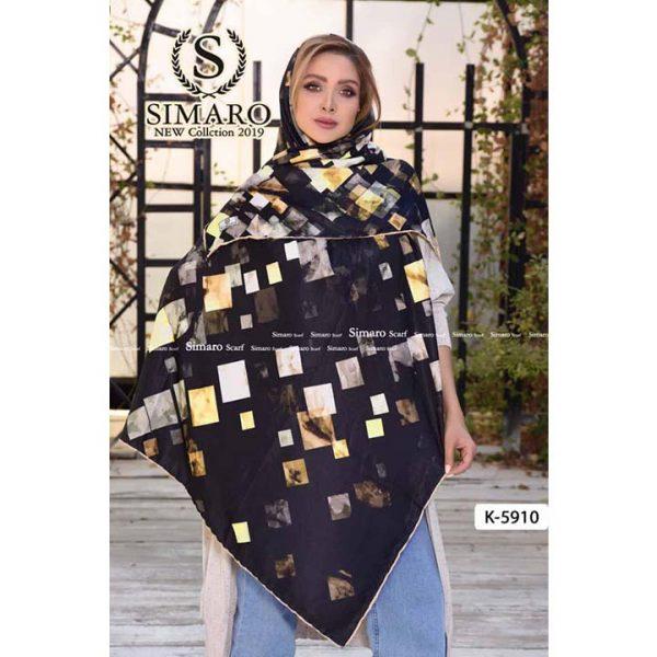 روسری نخی پاییزه سیمارو کد k-5910