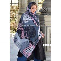 روسری نخی پاییزه سیمارو کد x-441-3