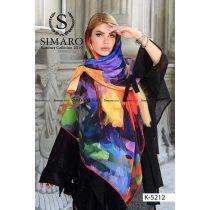 روسری نخی پاییزه سیمارو کد k-5212