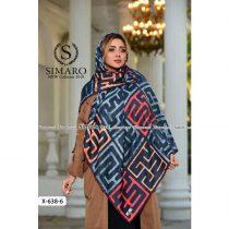 روسری نخی پاییزه سیمارو کد x638-6