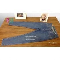شلوار جین زنانه رنگ آبی