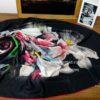 روسری نخی پاییزه روژه کد 966-1 نمای بالا