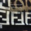 روسری حریر مجلسی سیمارو کد K-6073 نمای نزدیک