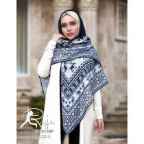 روسری نخی پاییزه روژه کد 1121-1