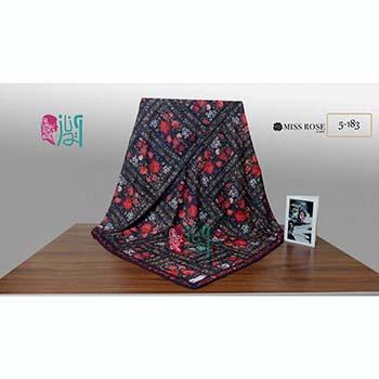 خرید روسری نخی پاییزه میس رز کد 5-183