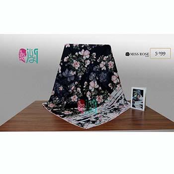 خرید روسری نخی پاییزه میس رز کد 5-199