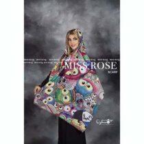 خرید روسری نخی پاییزه میس رز کد 5-146