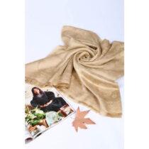 خرید عمده روسری ژاکارد دورو